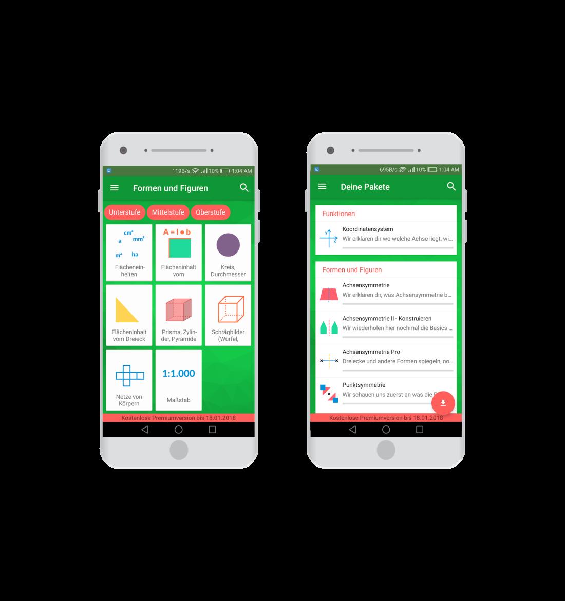 Scoobel Mathe Mobile App